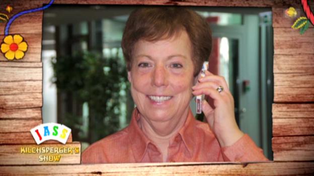 Video «Ruth Graf, Radio SRF 1-Jasserin» abspielen