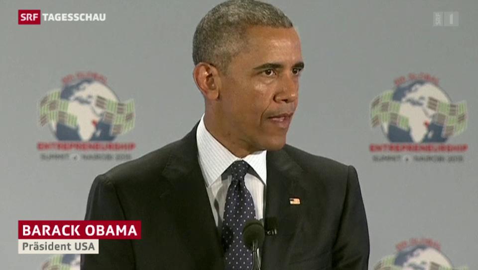 Obama in Kenia: Erwartungen an den US-Präsidenten