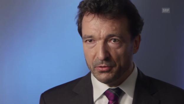 Video «Finanzprofessor Alfred Mettler über die US-Steuerbussen» abspielen