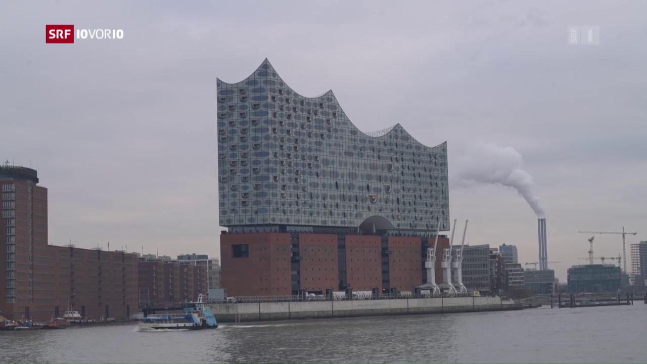 Hamburgs Prestigebau öffnet die Tore