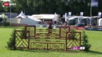 Video «Reiten: Nationenpreis am CSIO Hickstead» abspielen