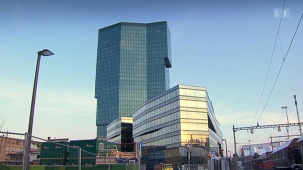 Video «Leere Büroflächen an Toplagen» abspielen
