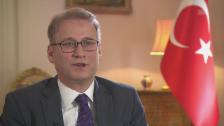 Video «Türkischer Botschafter über seinen Stellvertreter» abspielen