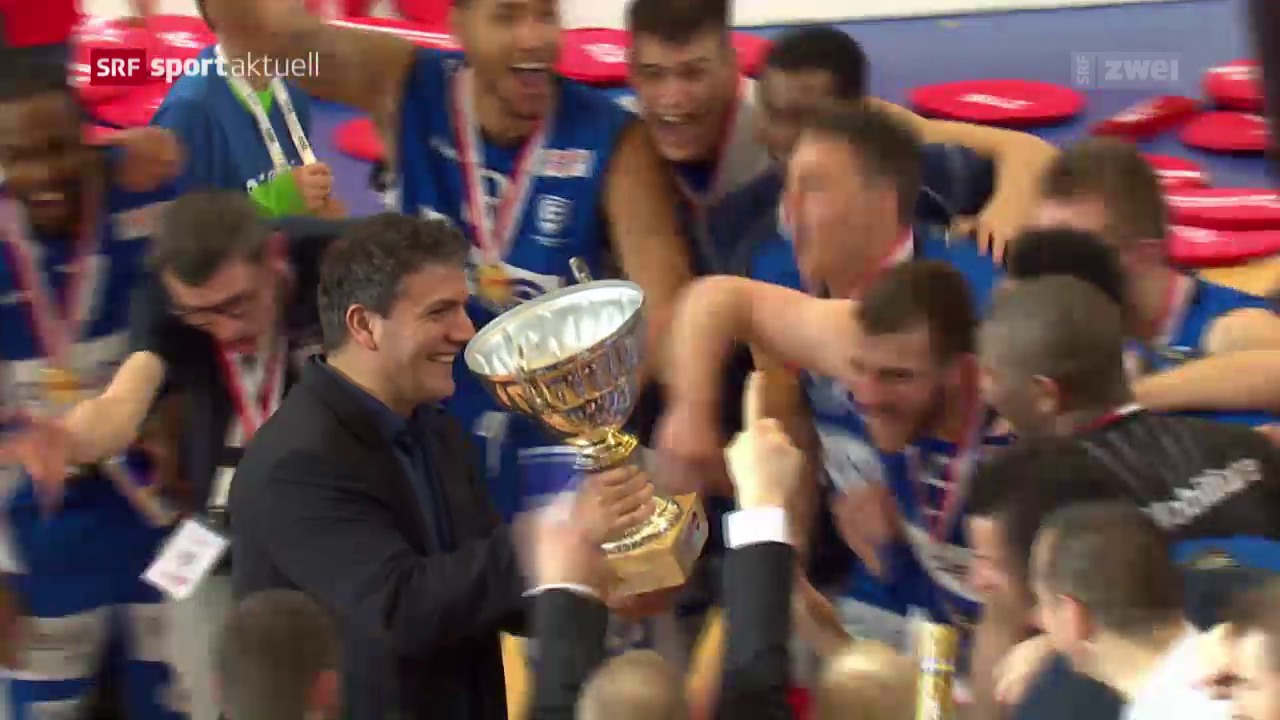 Schweizer Cupfinals im Basketball
