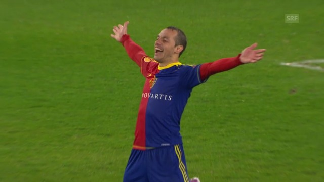 Highlights Basel - Tottenham («sportlive»)