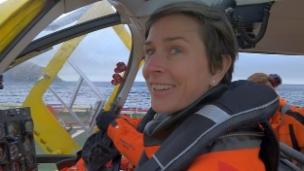 Link öffnet eine Lightbox. Video Danièle Rod und die Polarforscher abspielen.