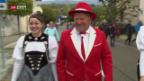 Video «Startschuss für Ehrenkleidträger Hans Roth» abspielen