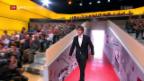 Video «Eishockey: Studiogast Jonas Hiller» abspielen