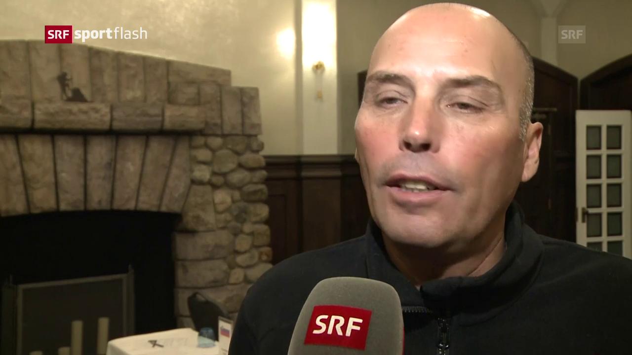 FIS-Renndirektor Waldner über die entschärfte Strecke