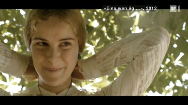 Carla Juri überzeugte schon in «Eine wen iig – dr Dällebach Kari».