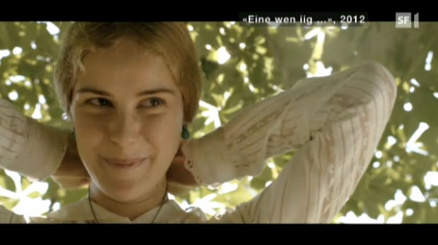 Video «Carla Juri überzeugte schon in «Eine wen iig – dr Dällebach Kari».» abspielen