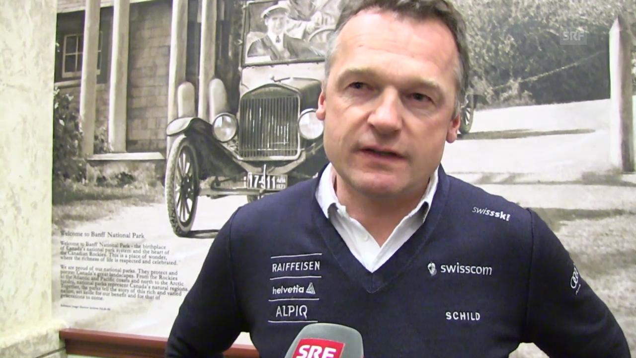 Ski Alpin: Frauen-Cheftrainer Hans Flatscher zur Situation in den technischen Disziplinen