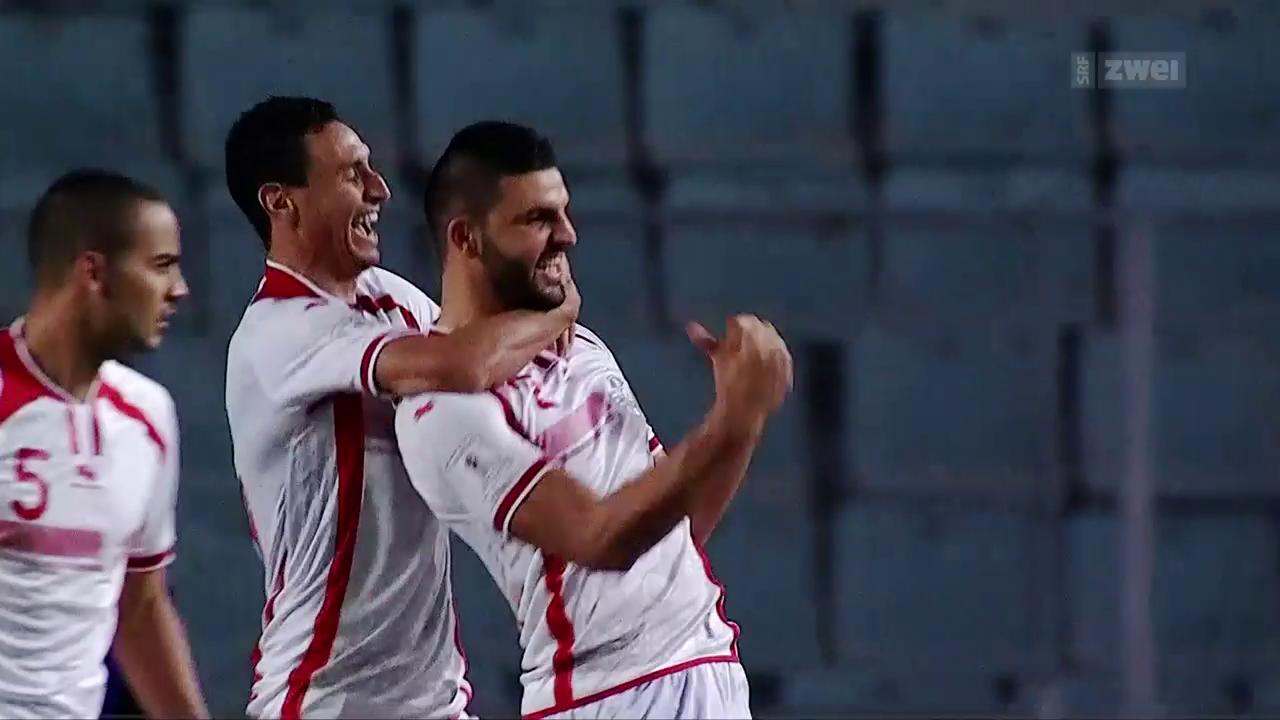 Tunesien vor der 5. WM-Teilnahme