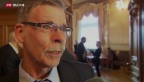 Video «Das «Mädchen für alles» im Bundeshaus» abspielen