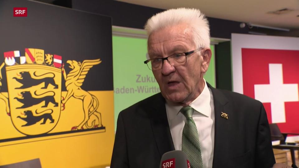 Winfried Kretschmann: «Das können wir uns gegenüber den USA und China nicht leisten»