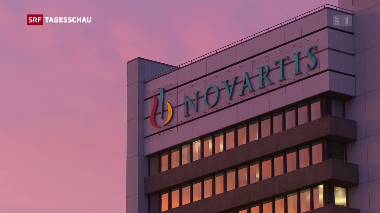 Novartis auf Einkaufstour