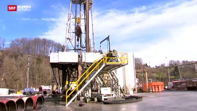 Geothermie St. Gallen: bald ist Halbzeit