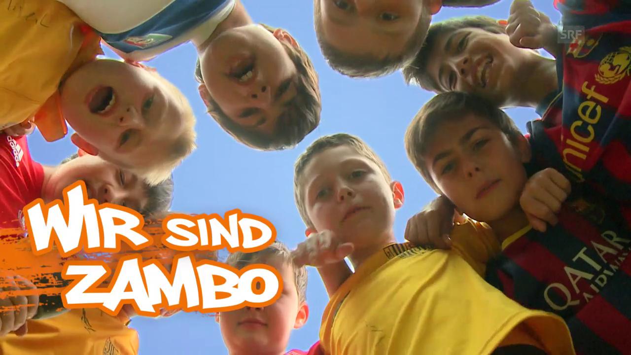 Das ist deine «Zambo»-Welt