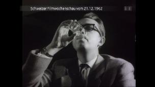 Video «Schweizer Filmwochenschau vom 21.12.1962» abspielen