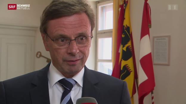 Video «Schweiz aktuell vom 08.09.2015» abspielen
