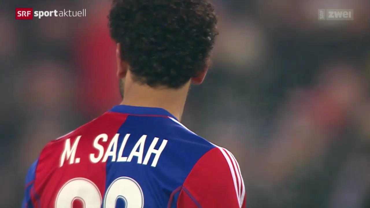 Fussball: Mohamed Salah wechselt zu Chelsea