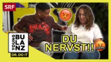Link öffnet eine Lightbox. Video Boa du NERVST| Dr. Do it – Tipps für nervige Geschwister abspielen