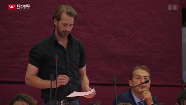 Video «Höhere Polizeikostenbeteiligung für FC Luzern» abspielen