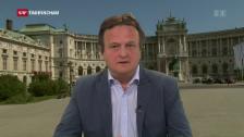 Video «Einschätzungen von Hanno Settele, ORF» abspielen