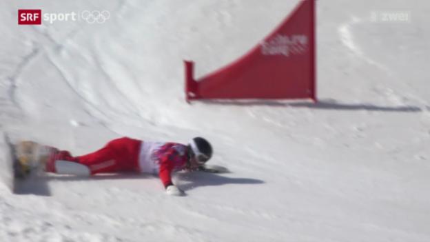 Video «Snowboard: Der letzte Auftritt der Schoch Brüder» abspielen