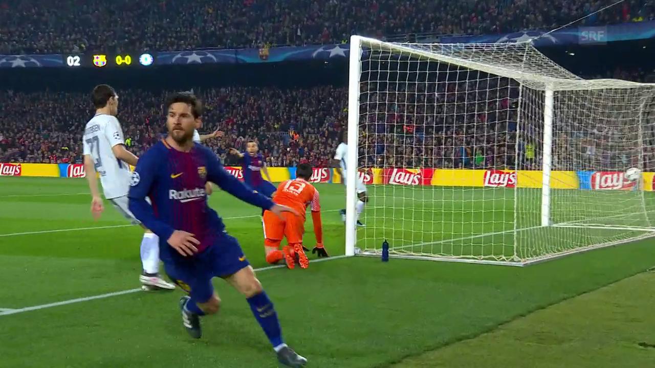 Barcelona siegt dank Blitzstart
