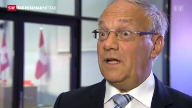 Video «Wirtschaftsminister für 24h-Tankstellenshops» abspielen