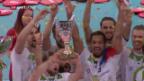 Video «Näfels bleibt im Volleyball-Cup eine Macht» abspielen