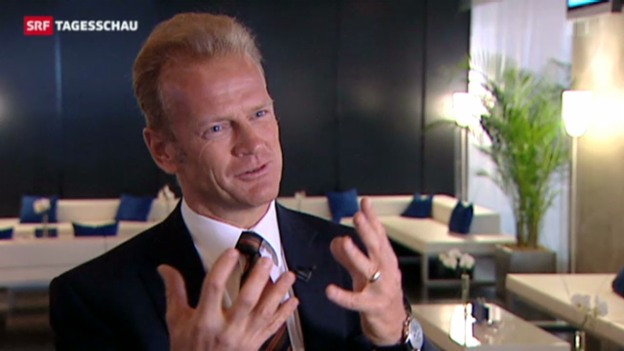 Video «Swisscom-Chef Schloter ist tot» abspielen