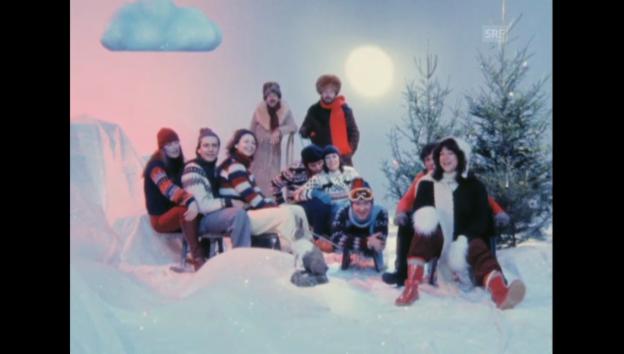 Video «1979: «Kassensturz»-Redaktion singt «Jingle Bells»» abspielen