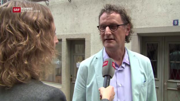 Video «Schweiz aktuell extra vom 24.09.2017» abspielen