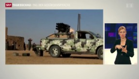 Video «Kämpfe um syrische Grenzstadt Kobani» abspielen