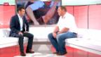 Video «Studiogast: Christian Stucki, Teil 1 des Gesprächs» abspielen