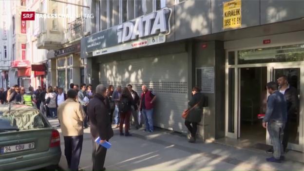 Video «Keine Visa-Pflicht für Türken» abspielen