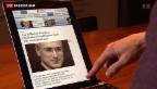 Video «Asyl in der Schweiz für Chodorkowski?» abspielen