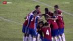 Video «Fussball: WM-Qualifikation» abspielen