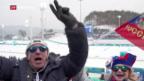 Video «Treue russische Fans» abspielen