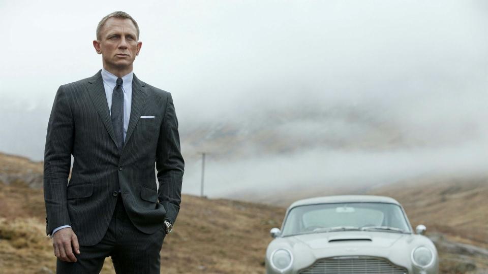 In der Haut von James Bond