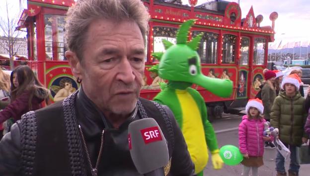 Video «Peter Maffay über die aktuelle Flüchtlingskrise» abspielen