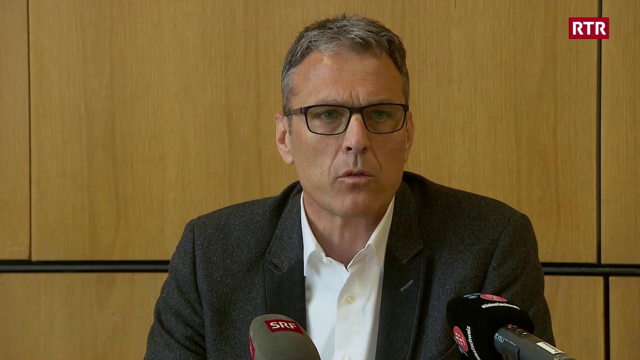 Andreas Felix retira sia candidatura