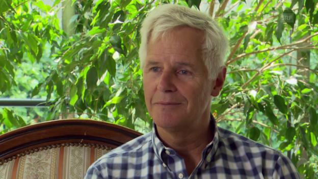 Video «5 Fragen an «Akte X»-Erfinder Chris Carter» abspielen