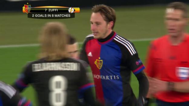 Video «Der verrückte Sieg des FC Basel gegen St-Etienne» abspielen