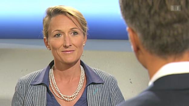Video «Theke: Susanne Hochuli» abspielen