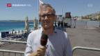 Video «Anschlag in Nizza – alle Fakten» abspielen