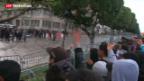 Video «Proteste und Verunsicherung in Tunesien» abspielen