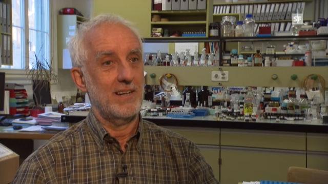 «Ich habe das lange unterschätzt»: Chemiker Konrad Grob vom Kantonslabor Zürich. SRF